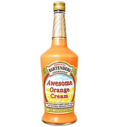 Bartenders Cocktail Awesome Orange Cream 750ml