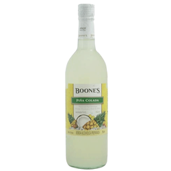 Boone's Pina Colada Cocktail 750ml