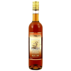El Dorado Dark Rum 750ml