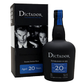Dictador 20yr Old Amber Rum 700ml