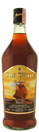 Amrut Old Port Dark Rum 750ml