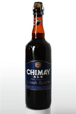 Chimay Blue Cap Grand Reserve Strong Dark Ale 750ml