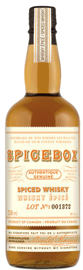 Spicebox Spiced Whisky 750ml