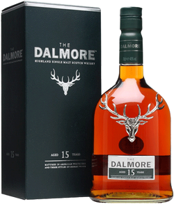 The Dalmore 15yr Old Scotch Whisky 750ml