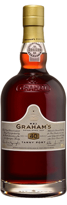 Graham's 40 Year Old Tawny Port 750 mL