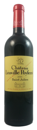Chateau Leoville Poyferre Saint Julien 2010 750ml