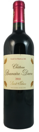 Chateau Branaire Ducru Grand Cru Classe Saint Julien 2010 750ml