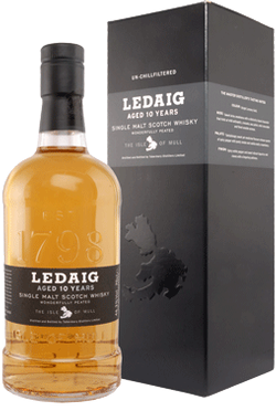 Ledaig 10yr Old Scotch Whisky 700ml