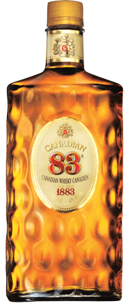 Seagram 83 Canadian Whisky 750ml