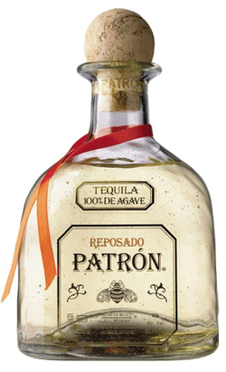 Patron Reposado Tequila 200ml