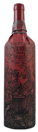 Curious Beasts Red Blend 750ml