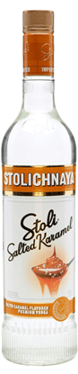 Stolichnaya Salted Caramel Vodka 750ml