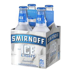 Smirnoff Ice Light Ready to Drink 4 x 330ml