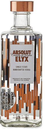 Absolut Elyx Vodka 750ml