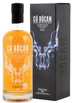Tomatin Cu Bocan Single Malt Whisky 750ml