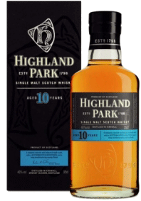 Highland Park 10ry Old Single Malt Whisky 750ml