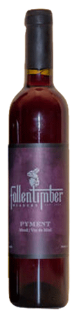 Fallentimber Meadery Pyment Mead with Cabernet Sauvignon 500ml