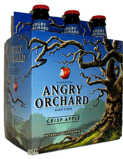 Angry Orchard Apple Cider 6 x 355ml