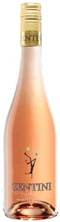 The Zentini Pamplemousse Rose 750ml