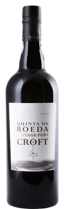 Croft Quinta Da Roeda Vintage Port 750ml