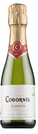 Codorniu Clasico Cava Piccolo 3packs 3 x 200ml