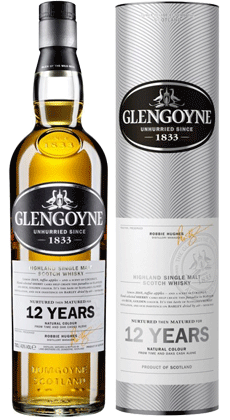 Glengoyne 12yr Old Highland Single Malt 750ml