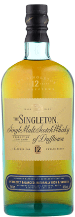 The Singleton 12yr Old Single Malt Whisky 750ml