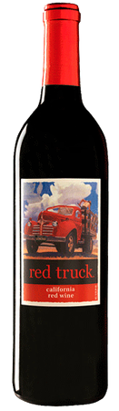 Red Truck California Red Blend 750ml
