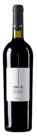Zabu Nero D'Avola 750ml