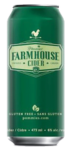 Pommies Farmhouse Apple Cider 473ml