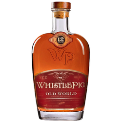 Whistle Pig Old World 12yr Old Straight Rye Whisky 750ml