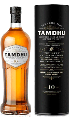 Tamdhu 10yr Old Single Malt Whisky 750ml