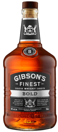 Gibson's Finest Bold Canadian Whisky 750ml