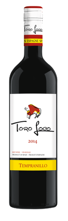 Toro Loco Tempranillo 750ml