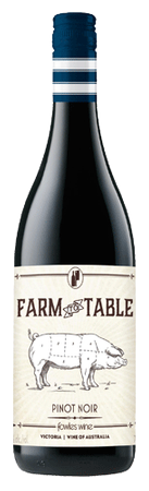 Fowles Wine Farm To Table Pinot Noir 750ml