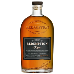 Redemption Rye Whisky 750ml