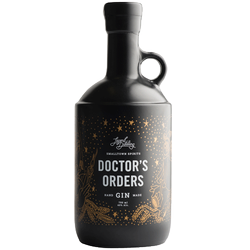 Legend Distilling Doctor's Order Gin 750ml