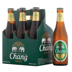 Chang Pale Lager 6 x 330ml