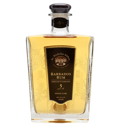 St. Nicholas Abbey 5yr Old Rum 700ml