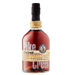 Pike Creek Double Barreled Canadian Whisky 750ml