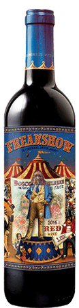 Freakshow Red Blend 750ml