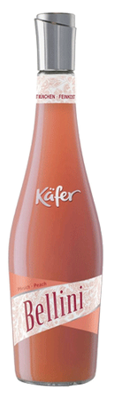 Kafer Peach Bellini 750ml