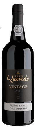 Quevedo Single Quinta Vintage Port 2013 750ml