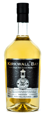Kirkwall Bay Blend Malt Single Malt Whisky 700ml