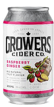 Growers Raspberry Ginger Cider 6 x 355ml can