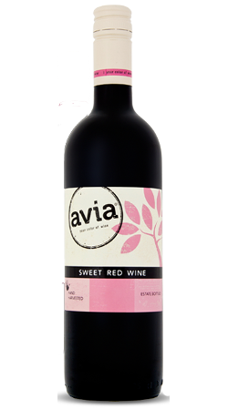 Avia Sweet Red Blend 750ml