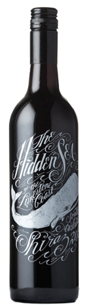 The Hidden Sea Shiraz 750ml