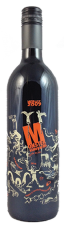 Monster Vineyards Merlot 750ml