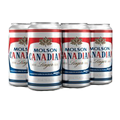 Molson Canadian Lager 6 x 355mll