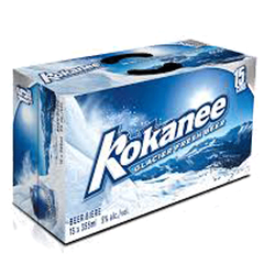 Kokanee Lager 15x355ml can